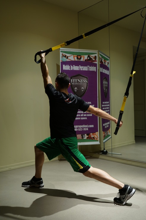 Sore??? 5 Must Include TRX Pre-Workout Stretches