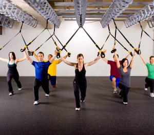 Scottsdale TRX suspension training