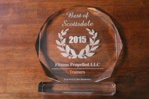 Best of Scottsdale - Trainers Award