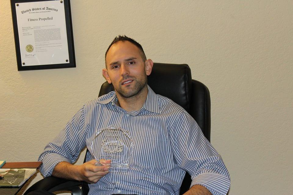 Geoff w. award