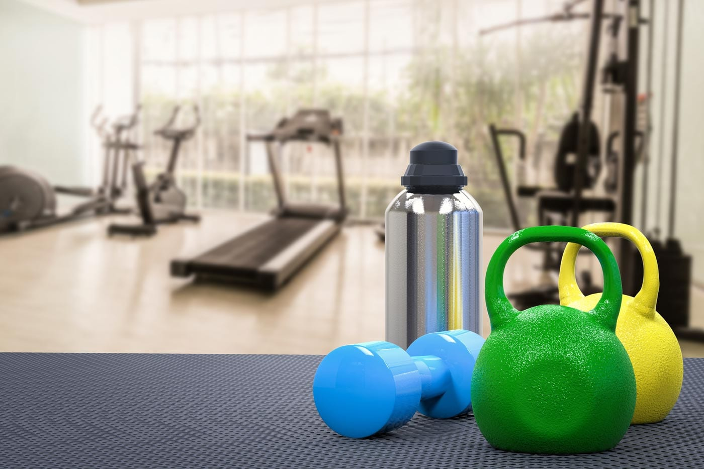 fitness propelled personal training