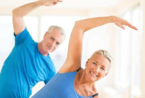 Scottsdale in-home senior fitness exercises