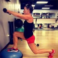 June-Ellen Ottoson, AFAA-Certified Personal Trainer