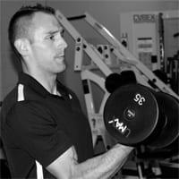 Geoff Rubin, owner of Fitness Propelled